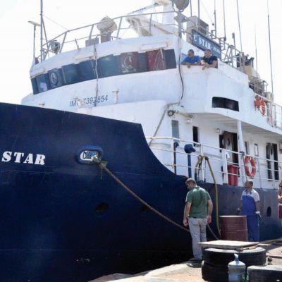 C-Star Famagustan satamassa