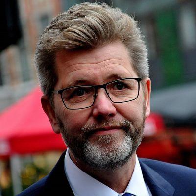 Kööpenhaminan pormestari Frank Jensen.