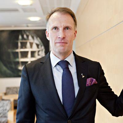Lumenen toimitusjohtaja Tapio Pajuharju.