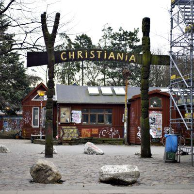 Christianian sisäänkäynti