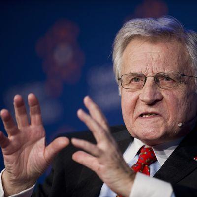 Jean-Claude Trichet.