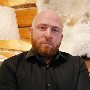 Affärsmannen Onni Sarmaste.