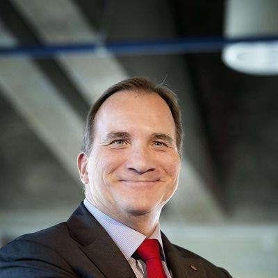 Ruotsin uusi pääministeri Stefan Löfven.