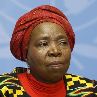 Nkosazana Clarice Dlamini-Zuma