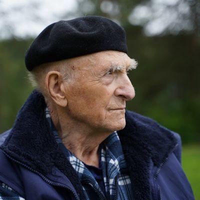 Henkilökuva Ruben Högbomista.