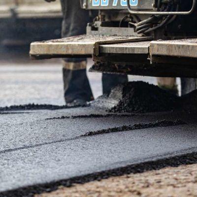 asfaltointi