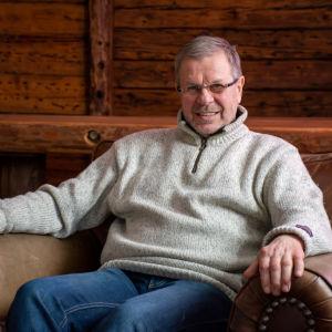 Robert Lappalainen kuvassa