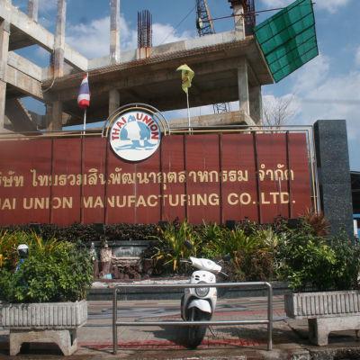 Tonfiskfabriken Thai Union Manufacturing