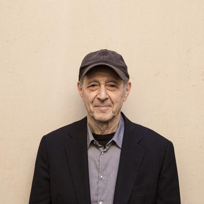 Amerikkalaissäveltäjä Steve Reich.