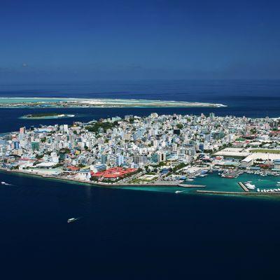 Malediivien pääkaupunki Malé