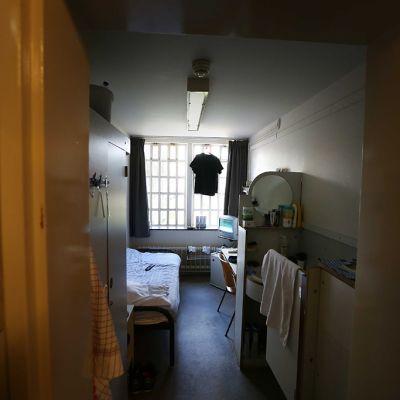 Norgerhavenin vankilan selli.