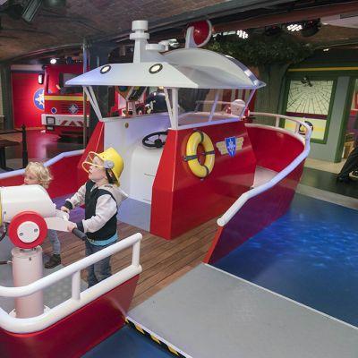 Mattel Play! Liverpool -sisäteemapuisto