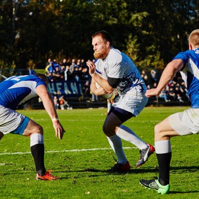 Thomas Finell Rugby Suomi 3