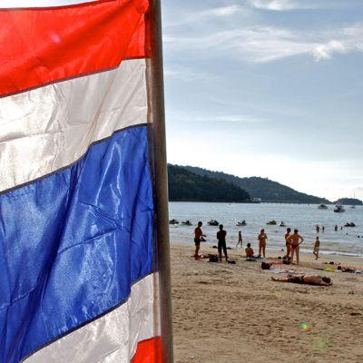 Phuketin Patong Beach