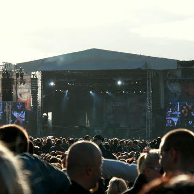 Vuoden 2012 Sonisphere oli loppuunmyyty.