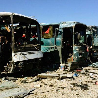palaneita busseja irakissa