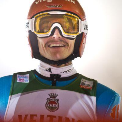 Richard Freitag kuvassa