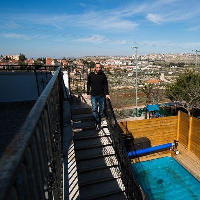 Airbnb-asunto siirtokunnassa