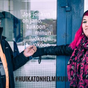 Heikki ja Jaana, huikaton helmikuu