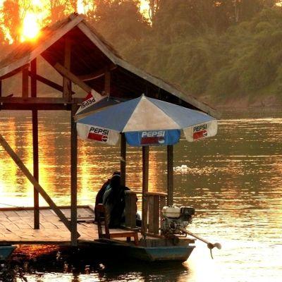 Ekoturism i Laos