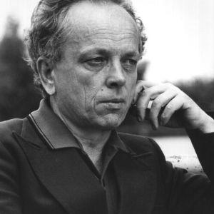 Kirjailija Veijo Meri vuonna 1977