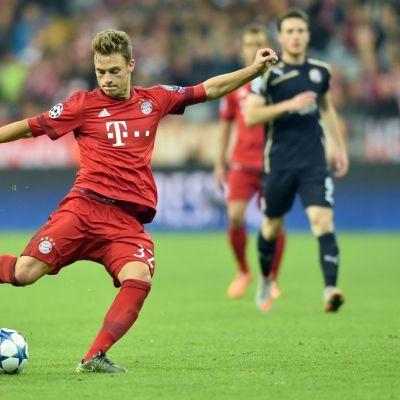 Joshua Kimmich, Bayern