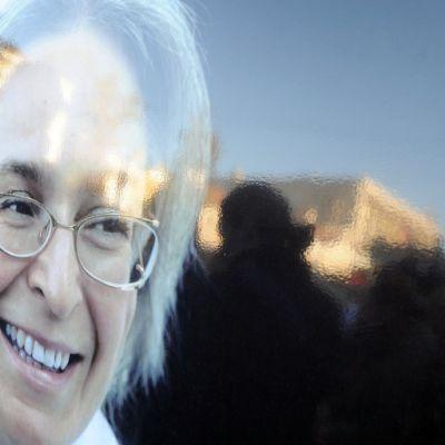 Anna Politkovskajan kuva