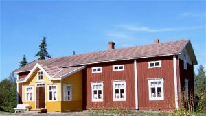 FRank Mangs hemgård i Närpes