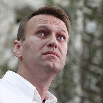 Alexei Navalnyi kuvattuna Moskovassa 20. syyskuuta 2015.