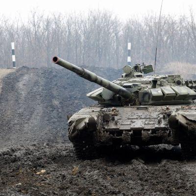 Panssarivaunu.
