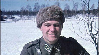 Harry Järv under krigstiden