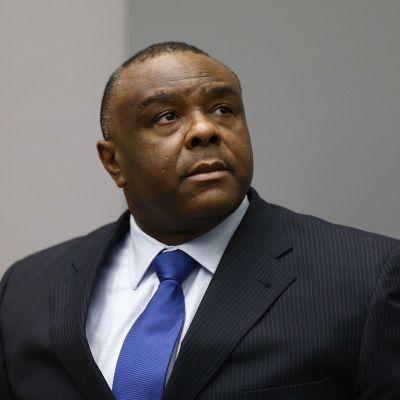Jean-Pierre Bemba.