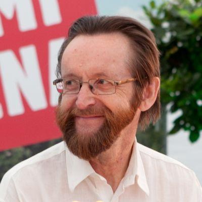 Forskningsprofessor Osmo Kontula