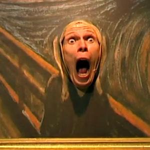 Läpivedossa nähtiin elävä maalaus (2006).