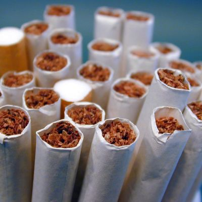 savukkeita