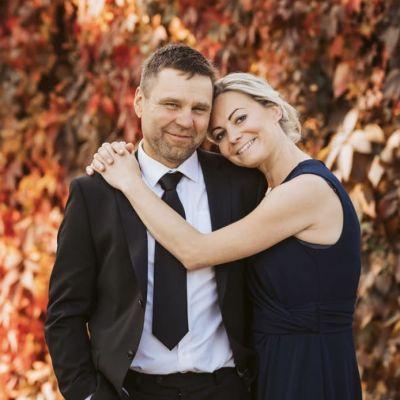 Markus och Carina Blomqvist