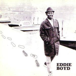 Eddie Boyd i Helsingfors