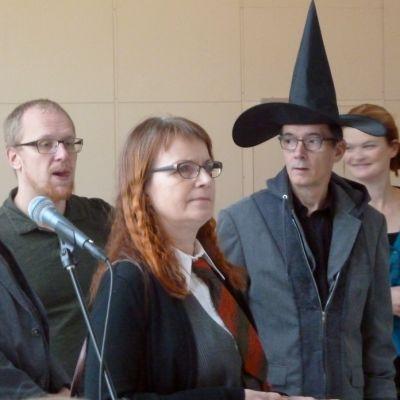 Atso Almila; Harry Potter-konsertti; Oulu Sinfonia