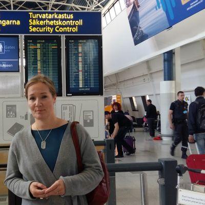 Liikenteen turvallisuusviraston Trafin johtava asiantuntija Heli Koivu.