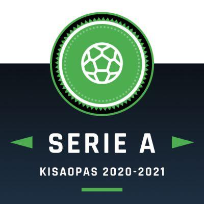 SERIE A - KISAOPAS 2020-2021