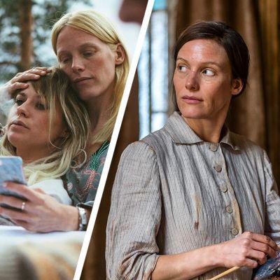 Jussi-ehdokkaat. Elokuvat: Tove, Seurapeli ja Helene