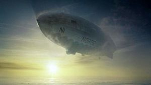 Roald Amundsens luftskepp (Filmposter, 2019)