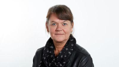 Lena Langlet i närbild.
