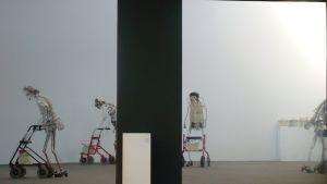Invalidit robotit Saksassa vuonna 2011.