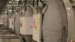 Iran började pumpa in urangas i över 1000 centrifuger i den underjordiska kärnanläggningen i Fordow