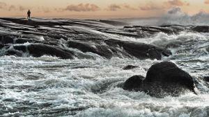 Myrsky merellä
