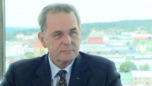 Jacques Rogge, IOK-president