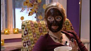 Chokladmask gör gott för hyn