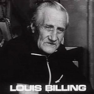 Bild på Louis Billing, som är en trollkarl