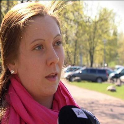 Anette Karlsson är styrelsemedlem i FSD